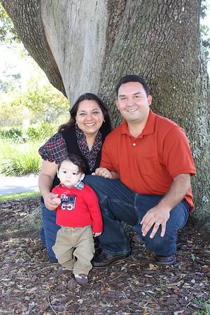 Ortiz Family Christmas Mini Sessions