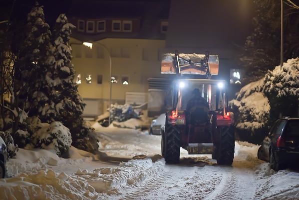 Winterstimmung in Bischmisheim