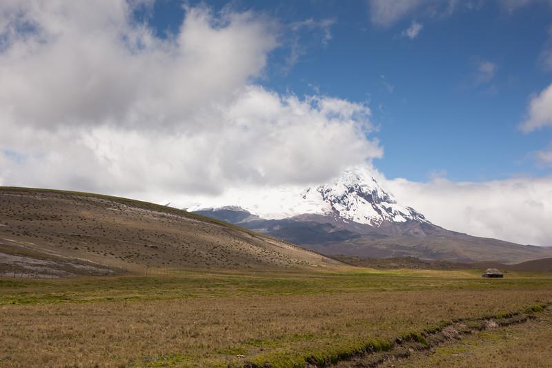 Mt. Antisana - Antisana, Ecuador