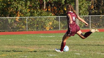 Varsity Girls Soccer vs Masuk - 10/25/2014
