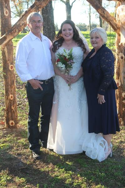 Cole Tonkin Wedding - Family Pics