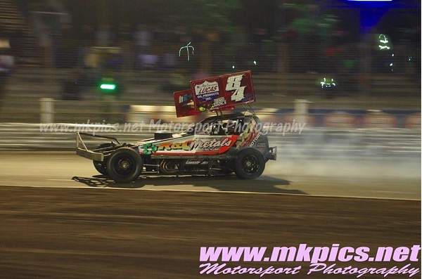 BriSCA F1 Stock Cars World Qualifier