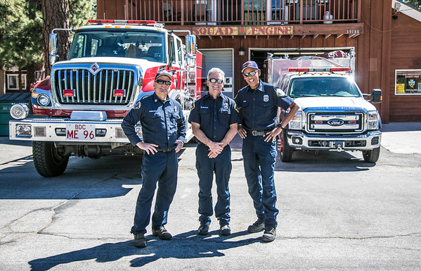 SBCoFD Personnel