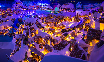 Bergen  Gingerbread City