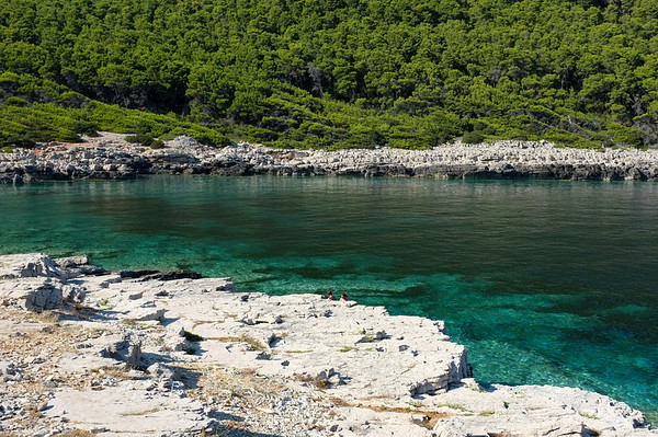 On Mljet island, croatia