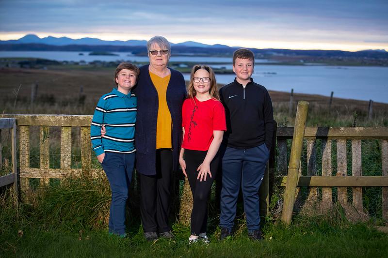 Dunn Family _ Upper Garrabost