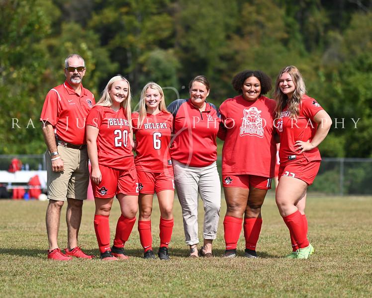 10/02/2021 BHS Girls Soccer vs Boyd County