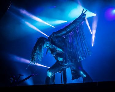 Rob Zombie at Hollywood Casino Amp 7/14/18