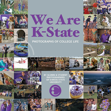 We are K-State Book