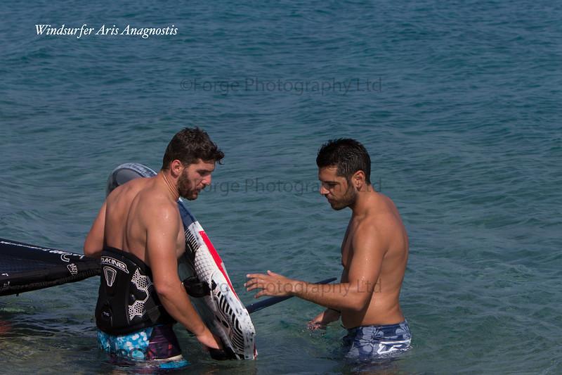 Windsurfing Kefalonia Greece