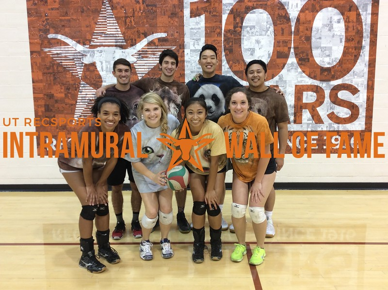 Spring 2017 Volleyball Coed A Champ_Set Me Outside