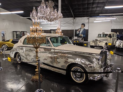 Hollywood Cars Museum - Las Vegas - 19 June '19
