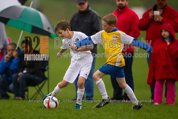 U9 Boys Timbers-Twins vs Stoke City-CVYSA 4/25/2015