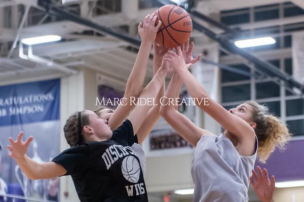 Broughton girls basketball vs Wake Forest. November 14, 2019. D4S_0382