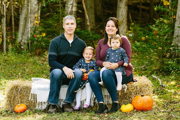 Fall Family Mini Sessions-The Lackies