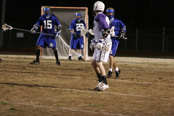 Lacrosse Game 2-21-07