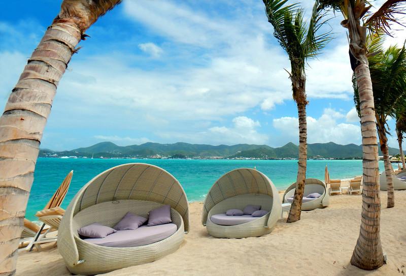 Nettle Beach,  St. Maarten