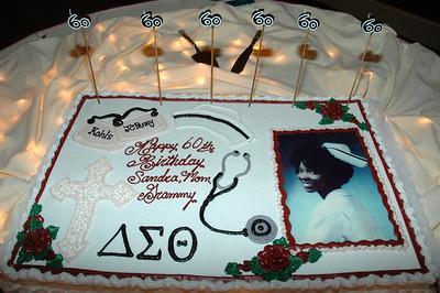 Sandra 60th Birthday Party May 26, 2007