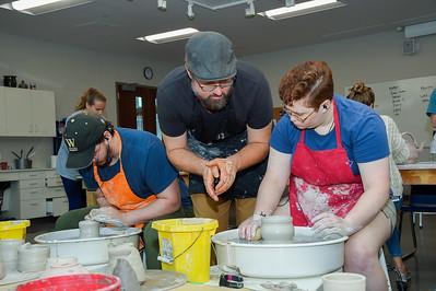 Nathan Goddard Teaching