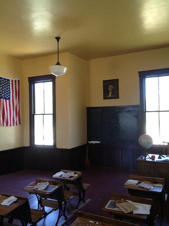 San Timoteo Canyon Schoolhouse