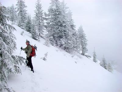 Bandera Mountain Hike #2 - December