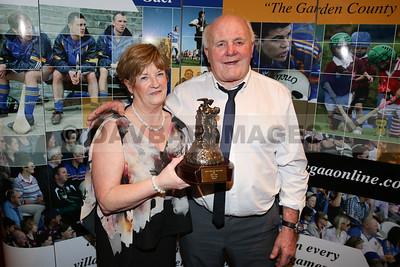 Garden County GAA Awards 2017