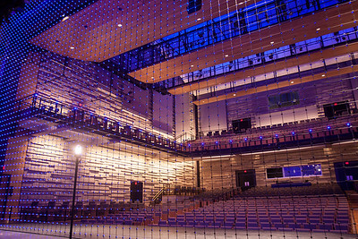 Dallas City Performance Hall - Backstage