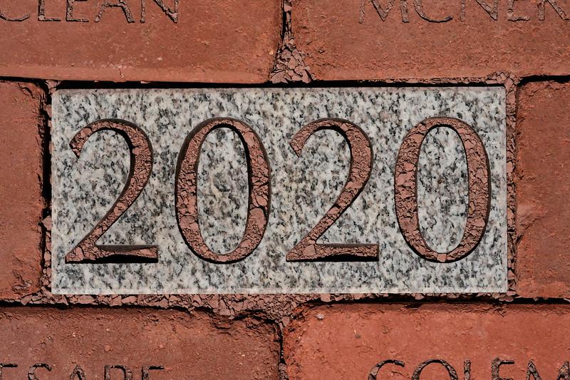 Class of 2020 Bricks