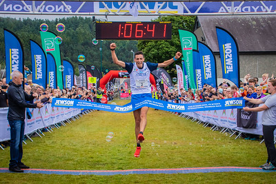 Snowdon Race - Finish Pictures