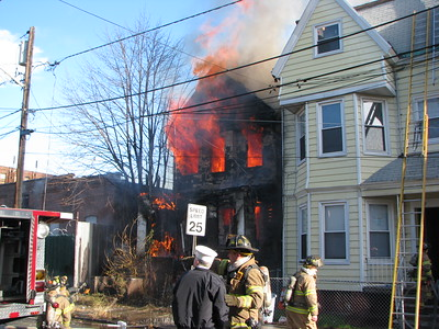 11.24.10 - Second Alarm - Jersey City,NJ.- Fire pictures by Bob Scollan.