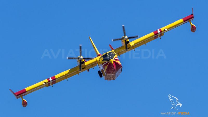 Securite Civile / Canadair CL-415 / F-ZBMG 48
