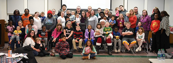 2017 Students With Children Holiday Party