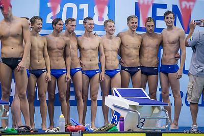 LEN European Junior Champs Swimming 1