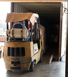 2020-01-15: Shipment to Moldova from Textbook Warehouse