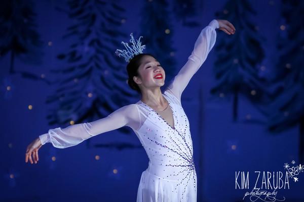 Snow Queen - Tiffany