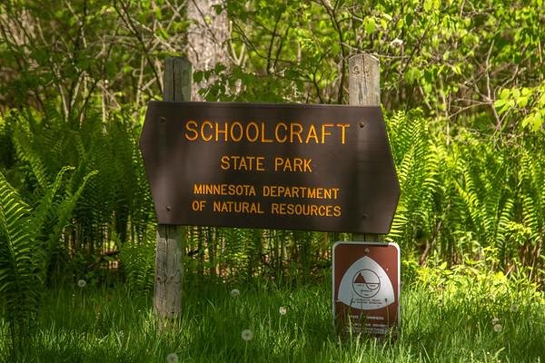 Schoolcraft State Park