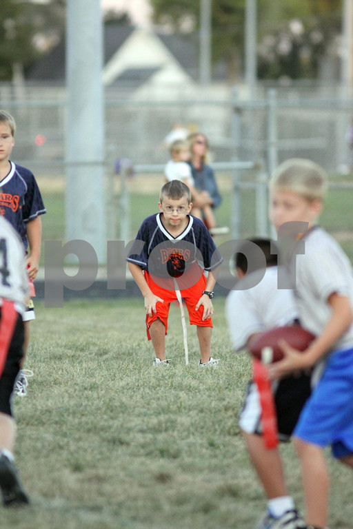 2010 ROCHELLE FLAG FOOTBALL GAMES