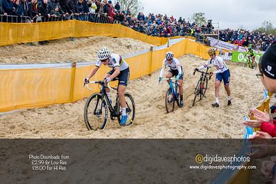 UCI Koksijde World Cup cyclocross  Women's Race
