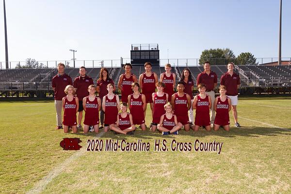 2020 Cross County Boys