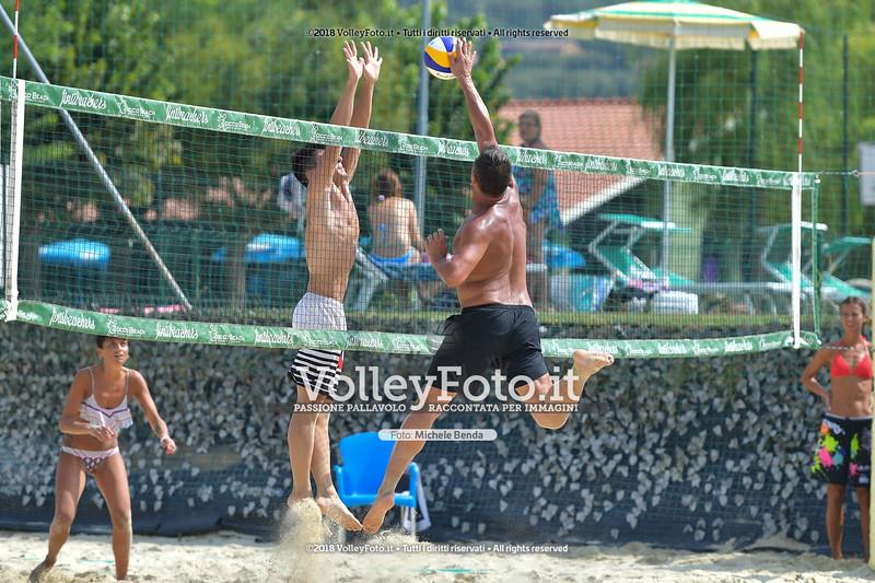 presso Zocco Beach PERUGIA , 25 agosto 2018 - Foto di Michele Benda per VolleyFoto [Riferimento file: 2018-08-25/ND5_8635]