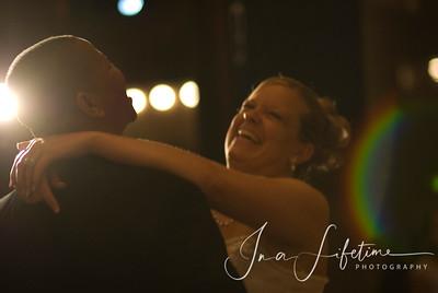 Jennifer and Eric Johnson Wedding