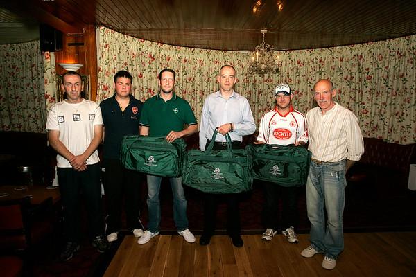 Clonmore HArps sponsorship