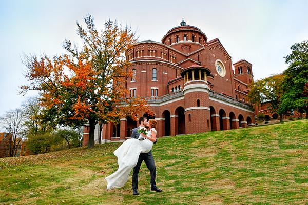 Oehlman - Bride and Groom