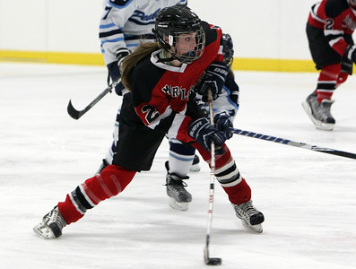 Peabody vs Marblehead Girls Hockey