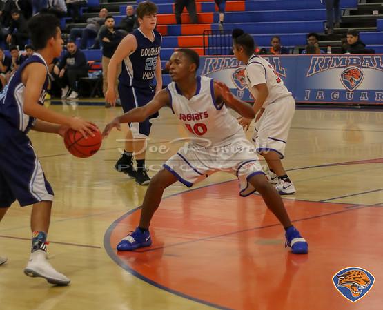2018 - Kimball vs. Dougherty Valley - Freshman Basketball