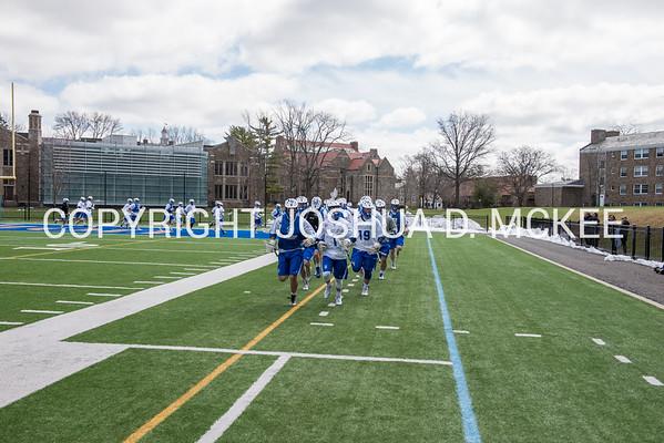 Hamilton Men's Lacrosse v Tufts 4-9-16