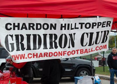 '19 Brush-Chardon Football