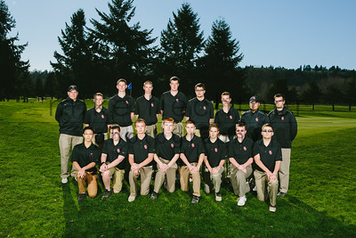 HS Boys Golf