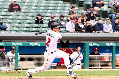 Indians vs. Columbus Clippers 4/30/19