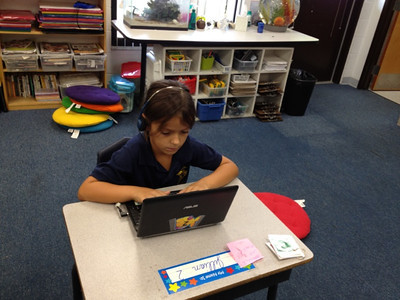 Computer Time 2012-13 Second Grade